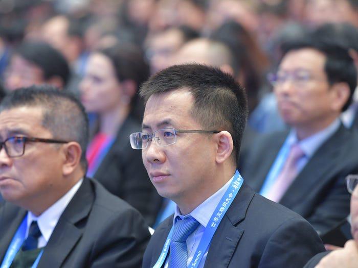 Chân dung tỷ phú giàu thứ 10 Trung Quốc – người đứng sau ứng dụng TikTok - Ảnh 5.