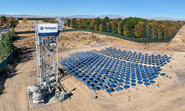 Tỷ phú Bill Gates đầu tư công ty khởi nghiệp tạo nhiệt hơn 1.000 độ C từ nắng - Ảnh 1.