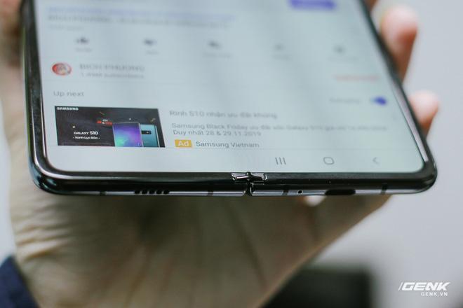 Mở hộp Galaxy Fold chính hãng: Giá 50 triệu đồng nhưng vẫn cháy hàng chỉ sau 6 giờ mở bán - Ảnh 15.