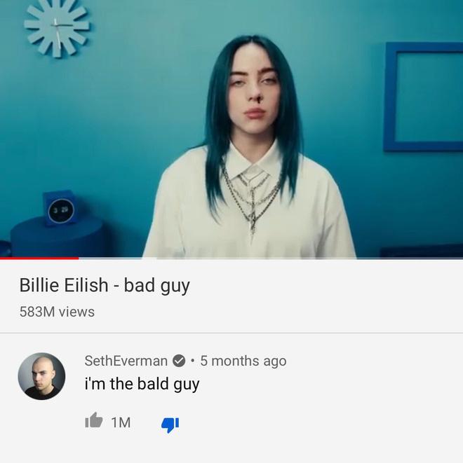 Anh chàng hói này là người đầu tiên trên thế giới có comment YouTube đạt 1 triệu like - Ảnh 3.