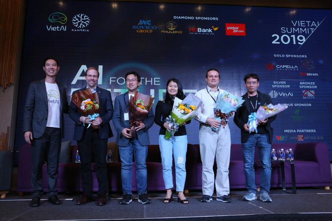 TS Vũ Duy Thức: Khát vọng xây startup kỳ lân trên đất Mỹ và ươm những hạt giống tốt nhất ở Việt Nam - Ảnh 9.