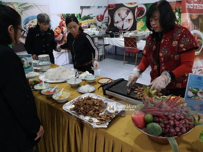 Chỉ nhìn qua vài món đãi phóng viên quốc tế thời gian Hội nghị thượng đỉnh cũng thấy ngay những địa điểm ăn uống nức tiếng Hà Nội - Ảnh 15.