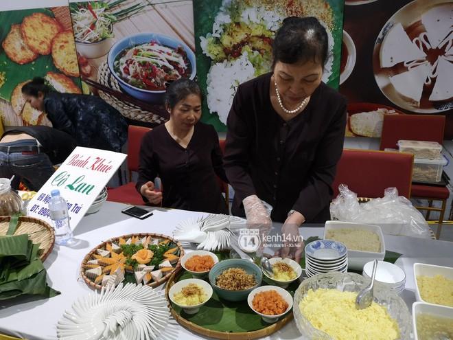 Chỉ nhìn qua vài món đãi phóng viên quốc tế thời gian Hội nghị thượng đỉnh cũng thấy ngay những địa điểm ăn uống nức tiếng Hà Nội - Ảnh 4.