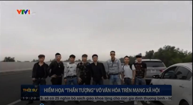 Khá bảnh lên bản tin Thời sự VTV: Hiểm họa thần tượng vô văn hóa trên MXH - Ảnh 2.