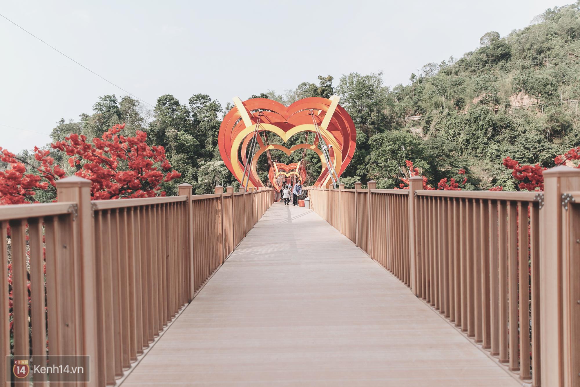 Tranh cãi xoay quanh yếu tố thẩm mỹ của cây cầu 5D đang gây sốt ở Mộc Châu: Khen đẹp thì ít nhưng chê bai sến súa, lạc lõng nhiều vô kể - Ảnh 4.
