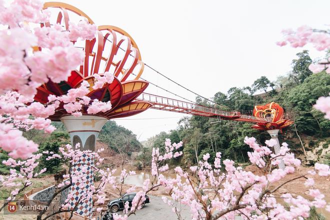 Tranh cãi xoay quanh yếu tố thẩm mỹ của cây cầu 5D đang gây sốt ở Mộc Châu: Khen đẹp thì ít nhưng chê bai sến súa, lạc lõng nhiều vô kể - Ảnh 34.
