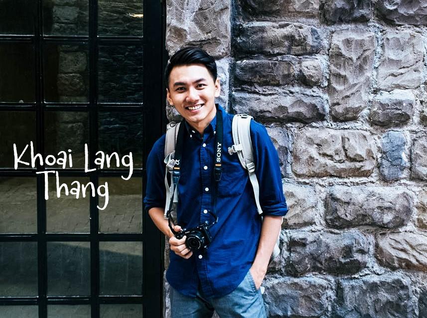"""Bỏ công việc kỹ sư để theo đuổi nghề Youtube bất ổn, nhiều người nói sinh ra ở vạch đích, travel vlogger Khoai Lang Thang cười: """"Tôi không giàu, tôi thậm chí được sinh ra ở nông thôn"""" - Ảnh 8."""