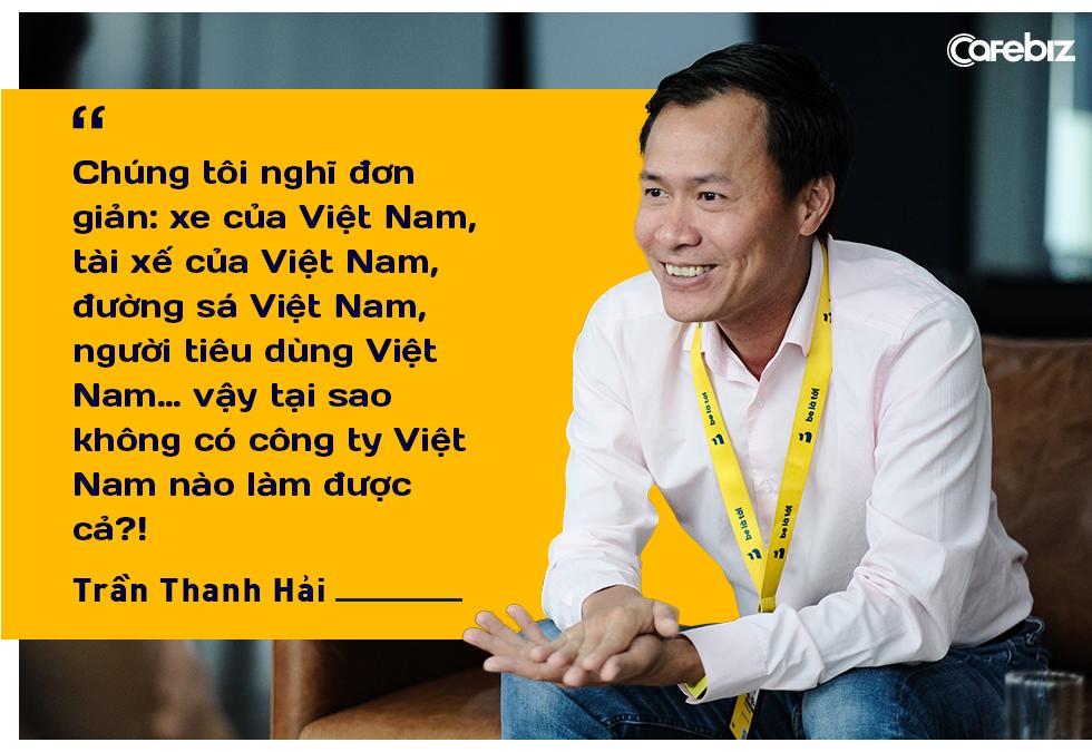Cựu CEO Nguyễn Thanh Hải lần đầu lên tiếng sau khi rời beGroup, chỉ ra 2 vấn đề Be phải vật lộn với Grab: Chúng tôi bỏ ra 1.000 - 2.000 tỷ, thì họ sẵn sàng vứt vào thị trường 3.000 tỷ! - Ảnh 1.