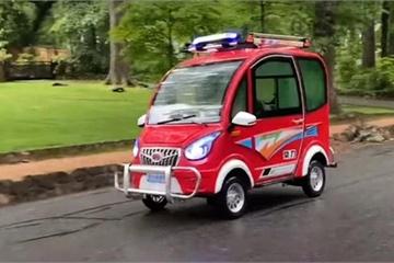 Đập hộp mẫu ô tô điện rẻ nhất thế giới, giá chưa đến 1000 USD