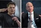 Hai tỷ phú giàu nhất thế giới tranh hợp đồng đóng tàu vũ trụ cho NASA