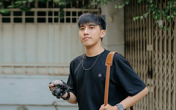 """""""Thương lắm Sài Gòn ơi!"""" - dự án ảnh chụp người lao động nghèo đầy cảm xúc của travel blogger trẻ Nguyễn Kỳ Anh"""