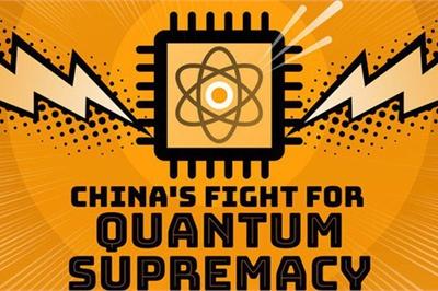 Không chịu thua Google, Alibaba và Baidu chính thức tham gia cuộc đua máy tính lượng tử