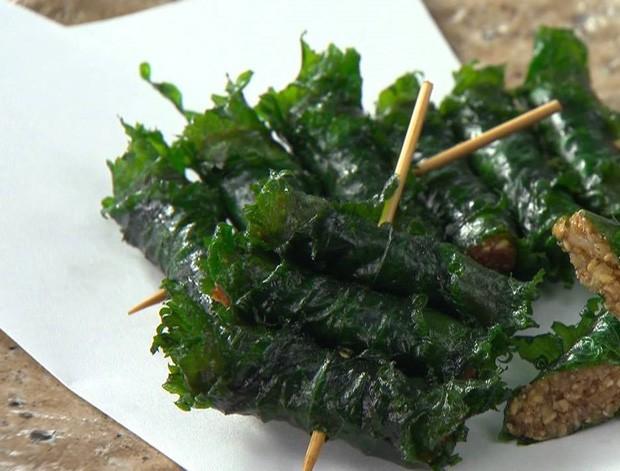 Lá hồi sinh: loại rau bán đầy chợ Việt Nam, chỉ 1k - 2k/mớ mà ở Nhật lại được xem trọng vô cùng, còn phải mua từng lá một - Ảnh 8.