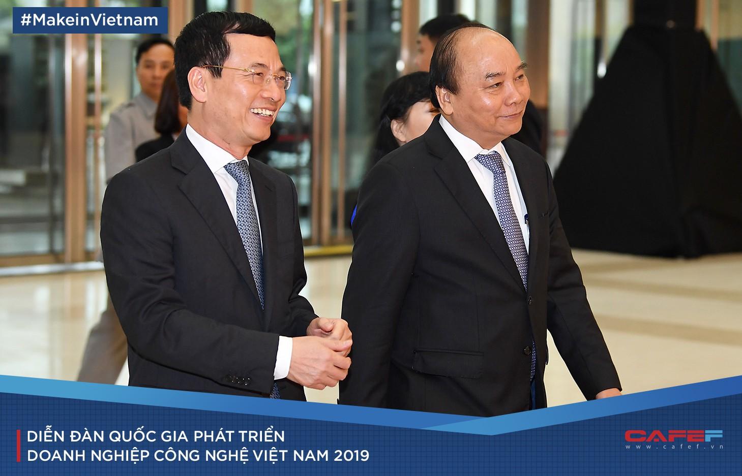"""Góc nhìn lạ đằng sau """"Make in Vietnam"""" của Bộ trưởng Nguyễn Mạnh Hùng - Ảnh 6."""