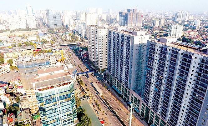 Dân Thủ đô kêu trời vì loạt cao ốc đu bám hai bên tuyến phố chỉ rộng gần 10m - Ảnh 14.