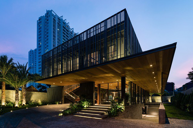 3 ngôi nhà Việt đã được bình chọn đẹp nhất nửa đầu năm - Ảnh 1.