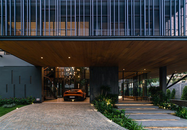3 ngôi nhà Việt được bình chọn đẹp số 1 nửa đầu năm - Ảnh 2.