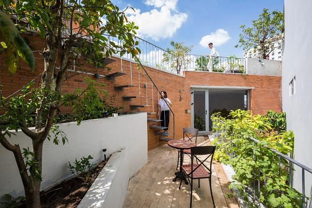 3 ngôi nhà Việt đã được bình chọn đẹp số 1 nửa đầu năm - Ảnh 12.