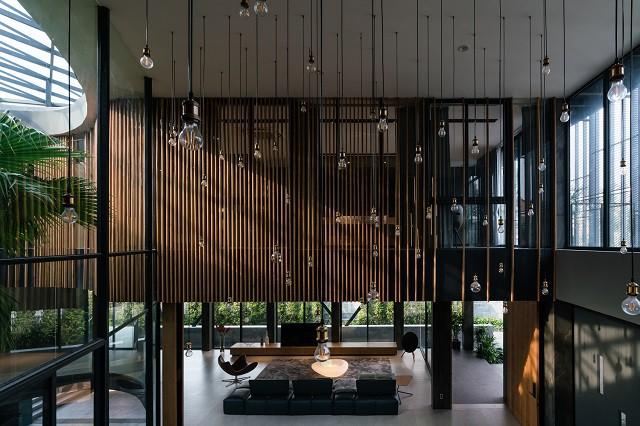 3 ngôi nhà Việt được bình chọn đẹp nhất nửa đầu năm - Ảnh 6.