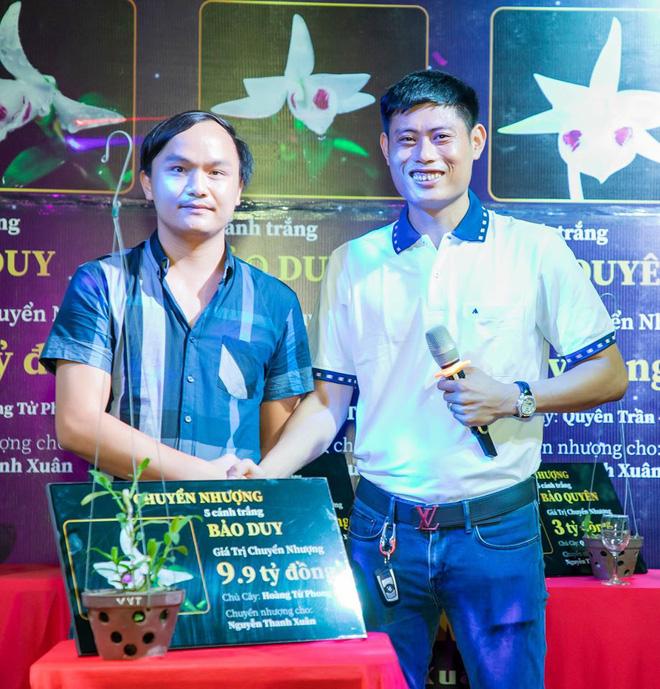 Những cây lan tiền tỷ của đại gia Việt, ly kỳ nhất là cây 300.000 đồng bán được 600 triệu - Ảnh 1.