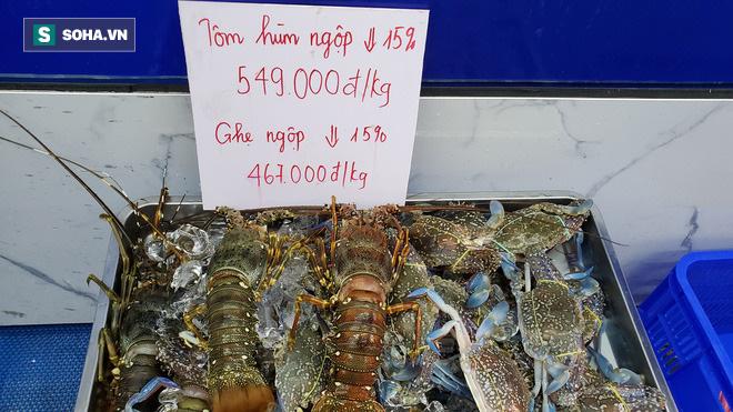 Vừa nhích giá không lâu, hàng hải sản lại giảm giá loại cua biển ngon nhất nhì miền Tây - Ảnh 4.