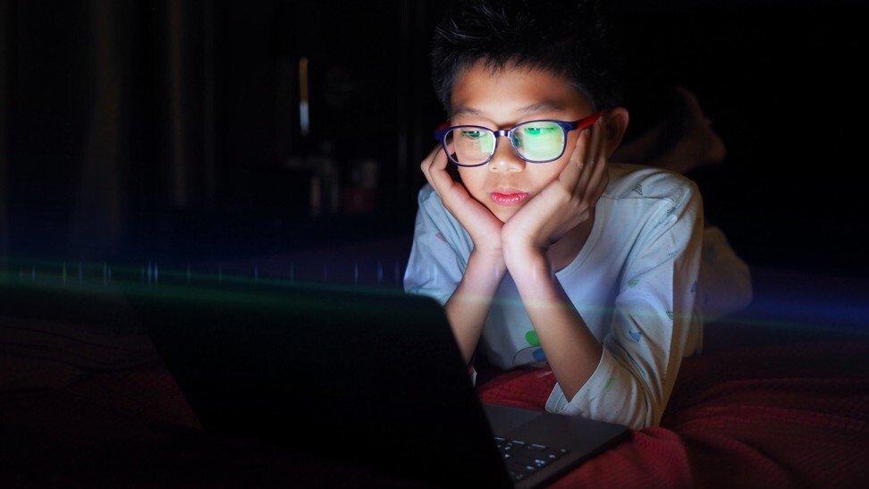 Nhìn máy tính và điện thoại quá nhiều thời Covid-19, người lớn lẫn trẻ em liên tục gặp các bệnh về mắt: Áp dụng ngay quy tắc 20-20-20 để bảo vệ cửa sổ tâm hồn - Ảnh 1.
