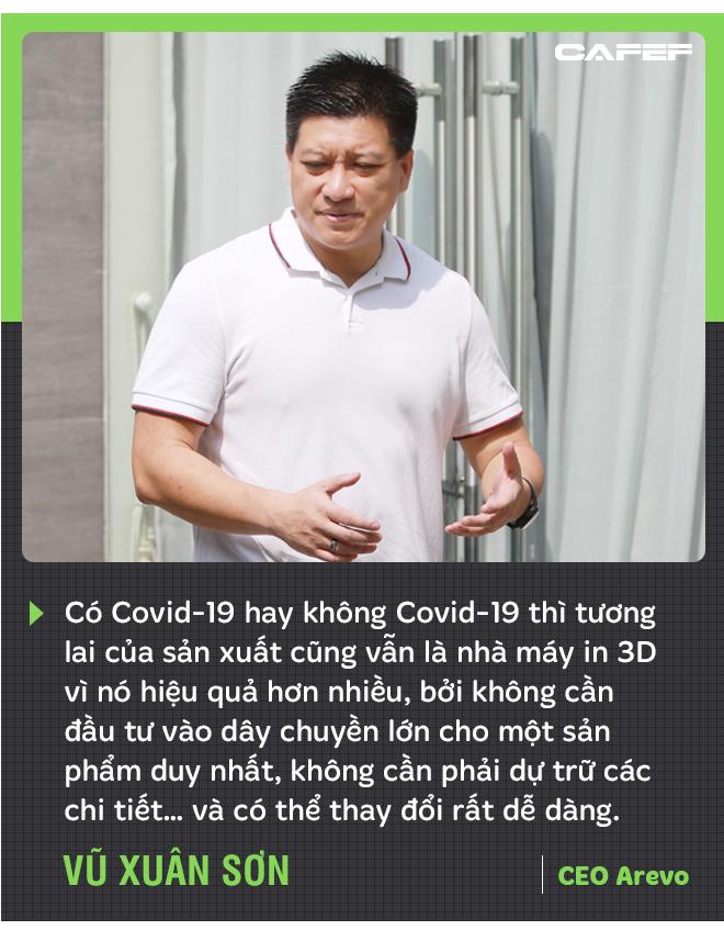 CEO Arevo Vũ Xuân Sơn: Chúng tôi sẽ xây nhà máy in 3D sợi carbon lớn nhất thế giới tại Việt Nam - Ảnh 4.