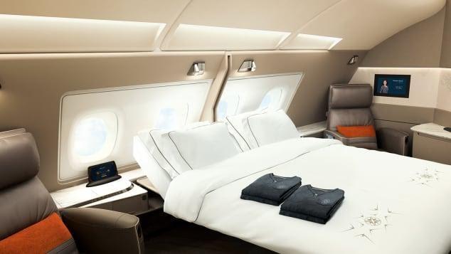 Hơn cả chiếc vé hạng nhất, đây là những chiếc giường đắt đỏ và thoải mái nhất trên bầu trời: Giá vé lên tới hàng tỷ đồng - Ảnh 3.