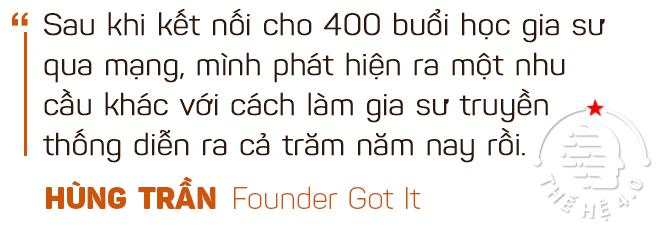 Hùng Trần Got It: Từ cậu sinh viên 'vừa câm, vừa điếc' trên đất Mỹ đến founder startup có triển vọng kỳ lân ở Silicon Valley - Ảnh 9.