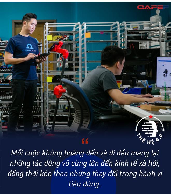 Founder OhmniLabs - Thức Vũ: Tôi muốn làm bùng nổ việc sử dụng robot vận hành bằng trí tuệ nhân tạo trên toàn thế giới - Ảnh 8.