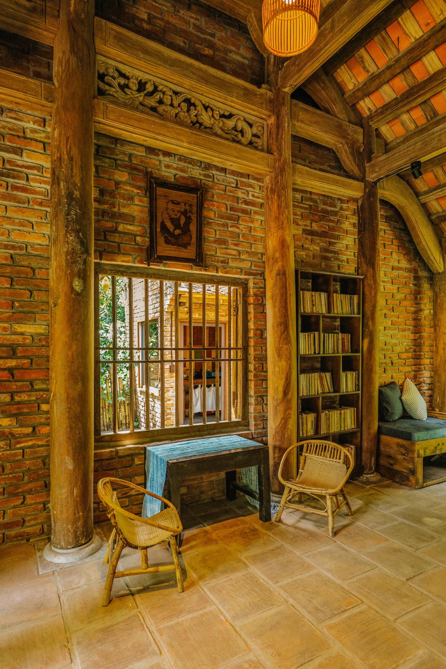 Mê mẩn với căn nhà second-home đẹp đến phát thèm tại ngoại ô Hà Nội, lộ bí quyết nhà đẹp quanh năm chỉ với 0 đồng của bà chủ nhà - Ảnh 7.