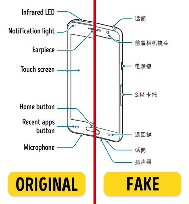 6 mẹo hữu ích giúp phân biệt đồ điện tử thật hay giả mà không phải ai cũng biết - Ảnh 2.