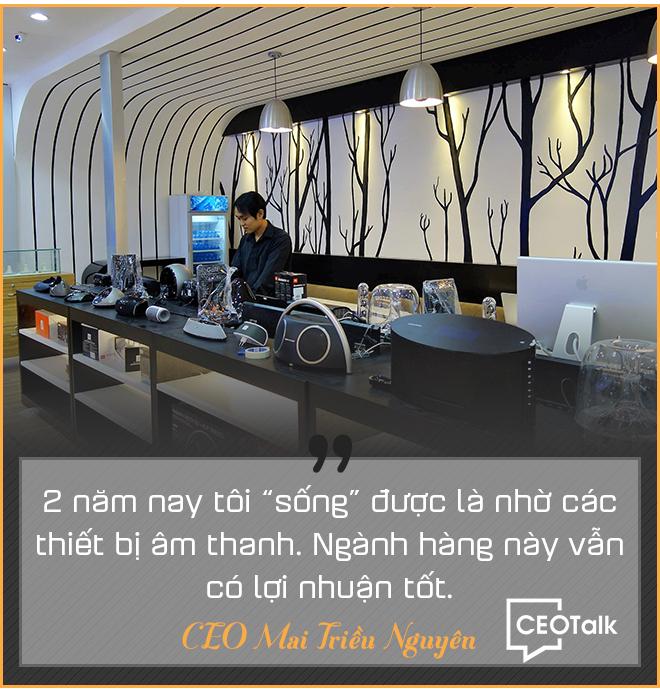 CEO Mai Triều Nguyên: Từ bán đĩa CD đến điện thoại Vertu, Mobiado giá hàng trăm triệu đồng - Ảnh 10.