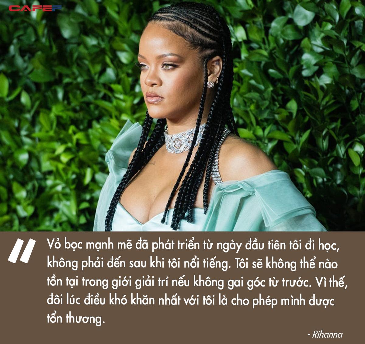 Tỷ phú đô la ở tuổi 33 - Rihanna: Tuổi thơ cùng cực, vụt sáng thành sao nhưng đi hát bao năm cũng không kiếm khủng bằng buôn mỹ phẩm, đồ lót và tậu bất động sản - Ảnh 3.