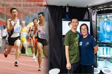 Người mẹ 'chạy' cùng đứa con khuyết tật, 3 lần phá kỷ lục thế giới: 'Không được dùng sức để khóc...'