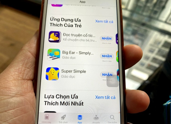 Nhiều người viết ứng dụng cho Apple Store vào tầm ngắm, Cục thuế thu 203 tỉ đồng tiền thuế - Ảnh 1.