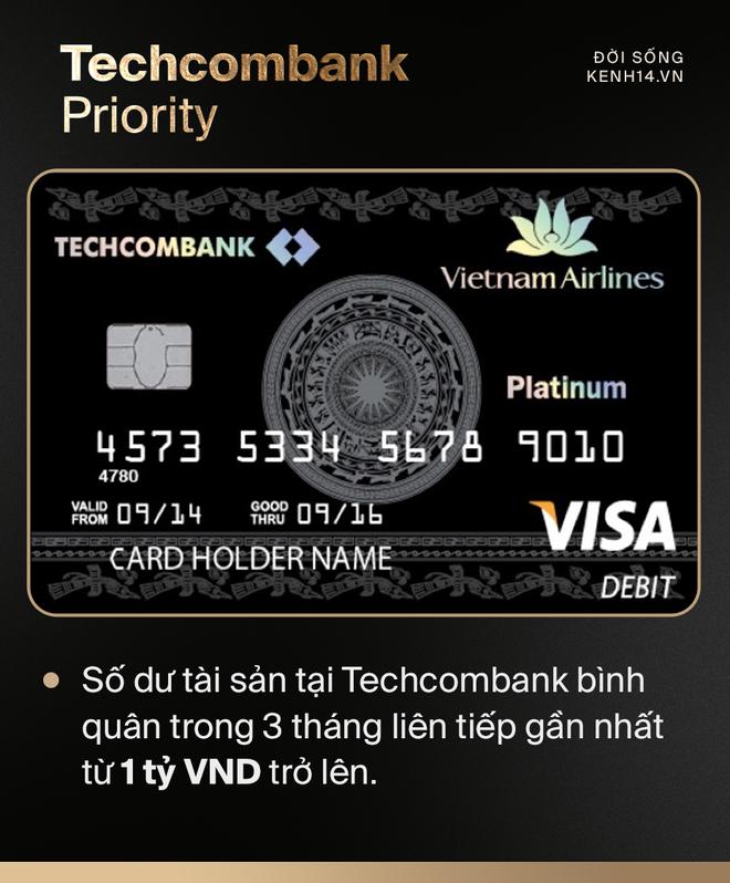 Muốn trở thành VIP của các ngân hàng, cần số dư tài khoản bao nhiêu? - Ảnh 2.