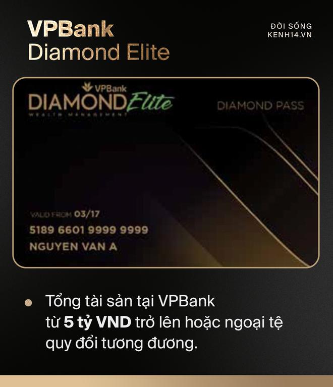 Muốn trở thành VIP của các ngân hàng, cần số dư tài khoản bao nhiêu? - Ảnh 4.