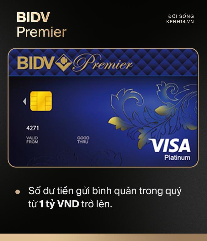 Muốn trở thành VIP của các ngân hàng, cần số dư tài khoản bao nhiêu? - Ảnh 6.