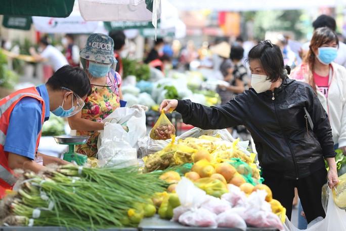 TP HCM sắp mở lại chợ truyền thống - Ảnh 1.