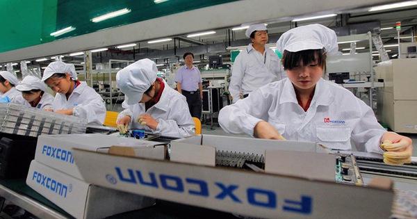 Foxconn muốn đầu tư lắp ráp linh kiện màn hình tivi tại Quảng Ninh