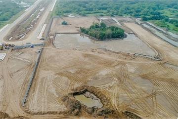 """Phong tỏa các thửa đất có dự án """"ma"""" của Địa ốc Alibaba"""