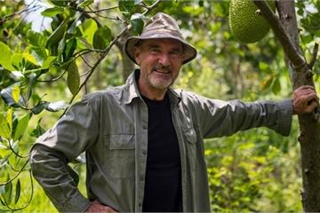 Ông Tây 20 năm làm nông nghiệp sạch tại đồng bằng sông Cửu Long
