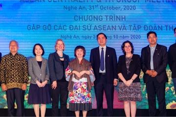 """Sự kiện Gặp gỡ Đại sứ ASEAN và Tập đoàn TH được tổ chức tại """"thủ phủ bò sữa"""" của TH"""