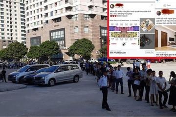 Hà Nội: Rầm rộ rao bán quyền được mua căn hộ nhà ở xã hội