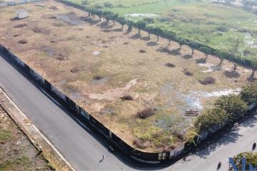 Mở bán từ lâu, nhiều dự án bất động sản ở TP.HCM vẫn chỉ là bãi đất trống