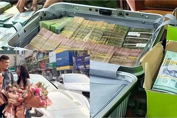 Cuộc sống xa hoa của ông trùm đường dây đánh bạc nghìn tỷ: Tiền kiếm được 'nướng' hết vào siêu xe