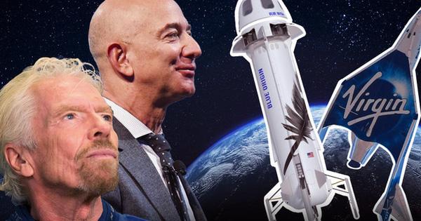 Đại chiến vũ trụ: Cuộc đua của Jeff Bezos, Richard Branson và Elon Musk đánh đổi bằng việc để 41 triệu người chết đói?