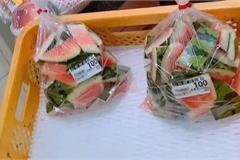 Cô gái sửng sốt thấy siêu thị Nhật Bản bán một món tưởng như bỏ đi ở Việt Nam