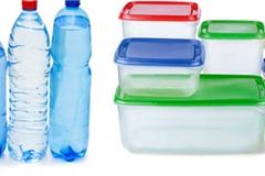 Lý do đừng bao giờ sử dụng chai hộp nhựa có ký hiệu 3,6,7 để đựng nước và thực phẩm